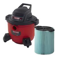Craftsman Wet/Dry Vac and Accessory bundle           ...