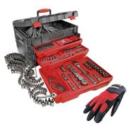 Mechanics Tool Set with Lift Top Storage Chest and Mechanics Gloves Bundle at Sears.com