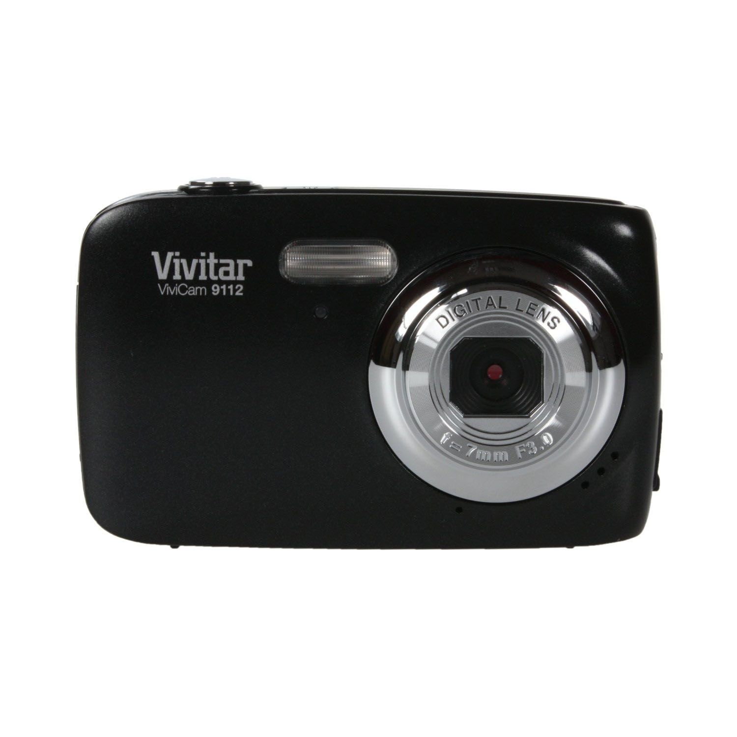 Vivitar  ViviCam 9.1 MP Digital Camera