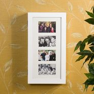 Sohpia Photo Display Wall-Mount Jewelry Armoire-White at Sears.com