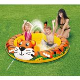 ClearWater Splash Spray Pool - Tiger at mygofer.com