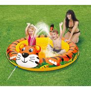 ClearWater Splash Spray Pool - Tiger at Kmart.com