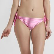 Joe Boxer Junior's String Bikini Bottom - Striped at Kmart.com