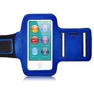 CrazyOnDigital Ionic ACTIVE Sport Armband Case for The New iPod Nano New Apple iPod Nano 7th Generation 2012 New Model (Blue) at Kmart.com