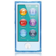 CrazyOnDigital Ionic AIR JACKET Hard Crystal Case for The New iPod Nano New Apple iPod Nano 7th Generation 2012 New Model (Blue) at Kmart.com