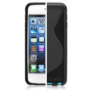 CrazyOnDigital Ionic SLIM FLEX Case for The New iPod Touch New Apple iPod Touch 5 5th Generation 5G 2012 New Model (Black) at Kmart.com