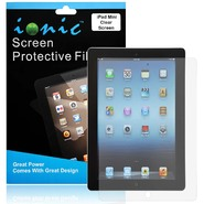 "CrazyOnDigital Ionic Screen Protector Film CLEAR for New Apple iPad Mini 7.9"" (3-pack) at Kmart.com"