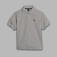 US Polo Assn. Boy's Polo Short Sleeve Shirt at Sears.com