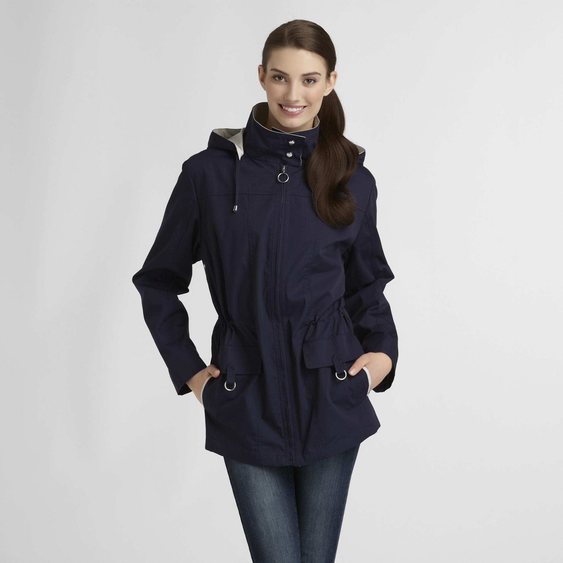 Mackintosh Women's Poplin Anorak Jacket at Sears.com