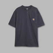 Carhartt Men's Short Sleeve Workwear Henley at Sears.com
