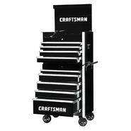 Craftsman 27-Inch 9-Drawer Vintage Tool Storage -Black at Craftsman.com