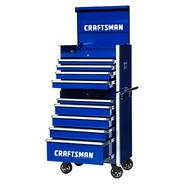 Craftsman 27-Inch 9-Drawer Vintage Tool Storage Combo -Blue at Craftsman.com