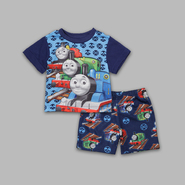 Thomas & Friends Infant & Toddler Boy's 2 Pc Short Sleeve Pajama Set at Kmart.com