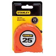 Stanley 25 ft. x 1 in. Hi-Vis Orange Tape Rule at Kmart.com