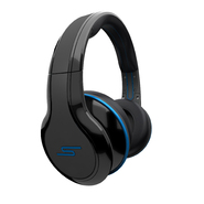 SMS Audio STREET Wired Over-Ear Headphones, Black at Kmart.com