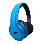 SMS Audio STREET Wired Over the Ear Headphones, Blue at Kmart.com