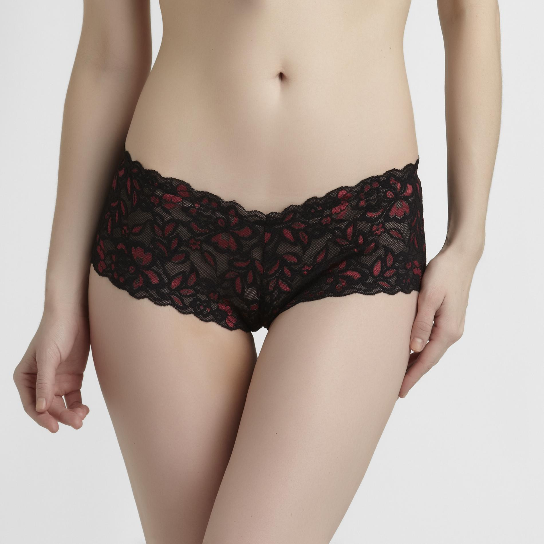 Jaclyn Smith Women's Boy Short Panties at Kmart.com