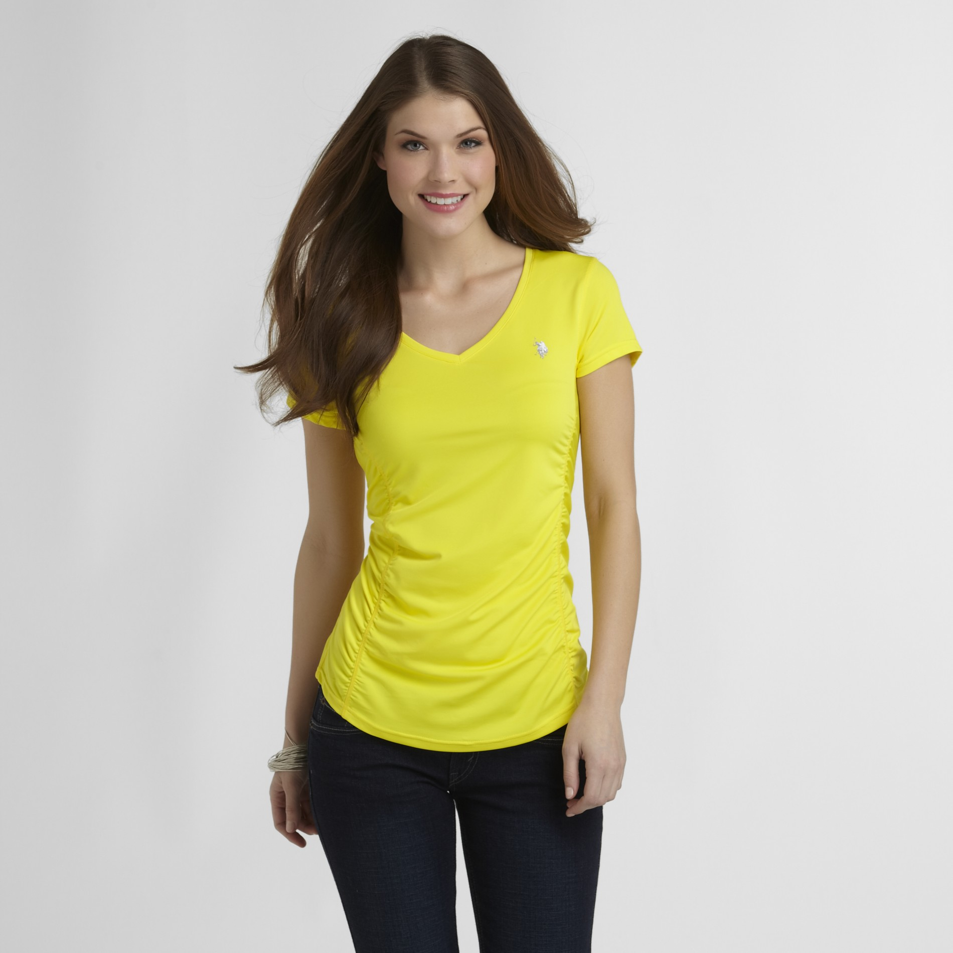 US Polo Assn. Women's Performance T-Shirt at Sears.com
