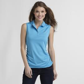 US Polo Assn. Women's Sleeveless Polo Shirt at Sears.com