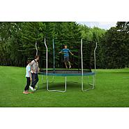 Sportspower 12 ft Trampoline with Enclosure at Kmart.com