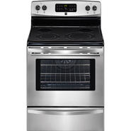 "Kenmore 30"" Freestanding Electric Range - Stainless Steel at Sears.com"