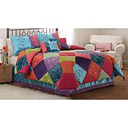 Bed Ink Kashmere Gem Full / Queen Comforter With 2 Shams at Kmart.com