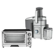 Cuisinart Small Appliance Bundle with Juicer & Toaster Oven at Sears.com