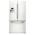 26 cu. ft. French Door Refrigerator - White