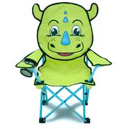 Northwest Territory Kids Animal Head Camping Chair - Green Rhino at Kmart.com