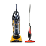Eureka Airspeed Bagless Upright Vacuum & Steam Mop Bu...