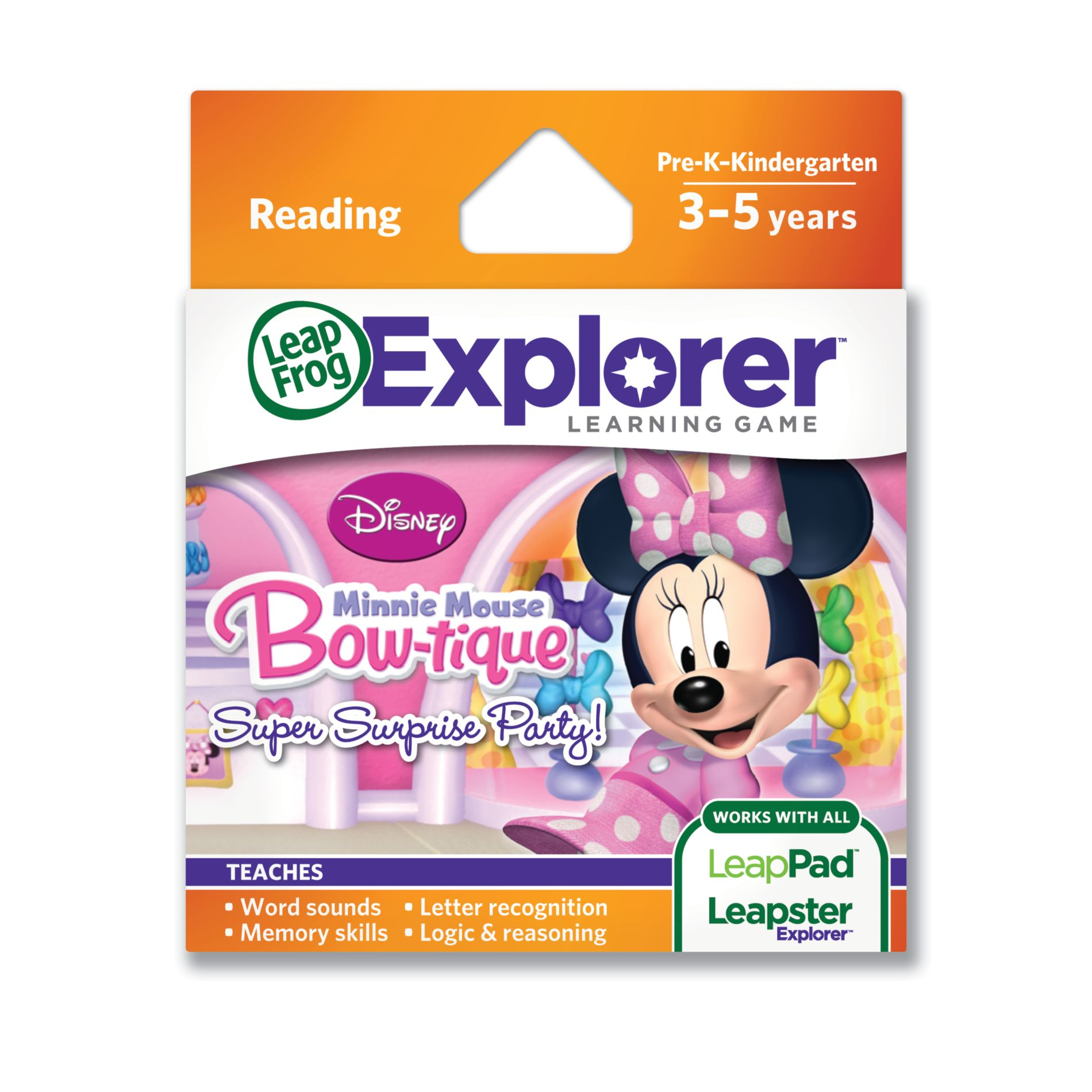 LeapFrog  LeapFrog Explorer Learning