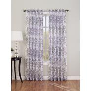 Essential Home Sadie Voile Print Window Panel