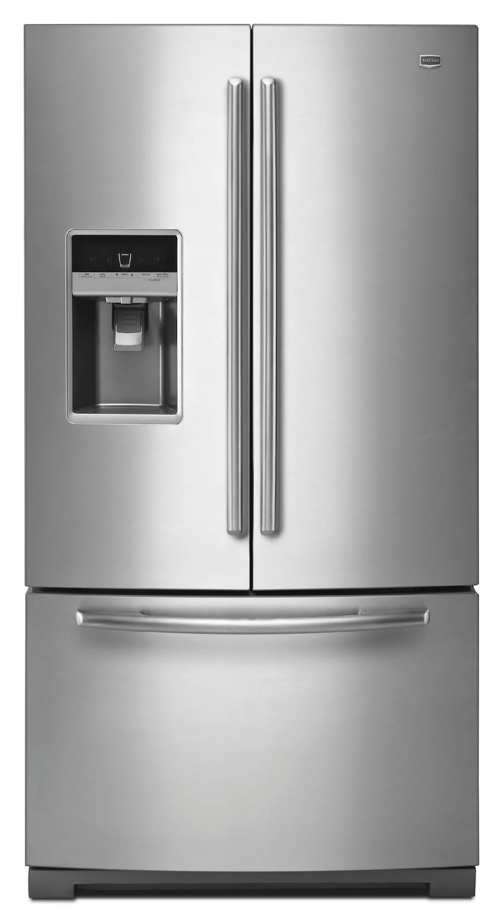 26.1 cu. ft. French-Door Refrigerator w/ 2X Life Compressor - Stainless Steel
