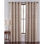Cannon Como Jacquard Grommet Curtain Panel at Kmart.com