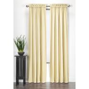 Essential Home Microfiber Panel Ivory at Kmart.com
