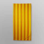 Plush Beach Towel - Striped at Sears.com