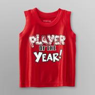WonderKids Infant & Toddler Boy's Tank Top - Player of the Year at Kmart.com