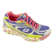 Skechers Women's Synergy Confetti Color Athletic Shoe - Purple Multi at Sears.com