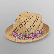 Route 66 Girl's Woven Fedora at Kmart.com