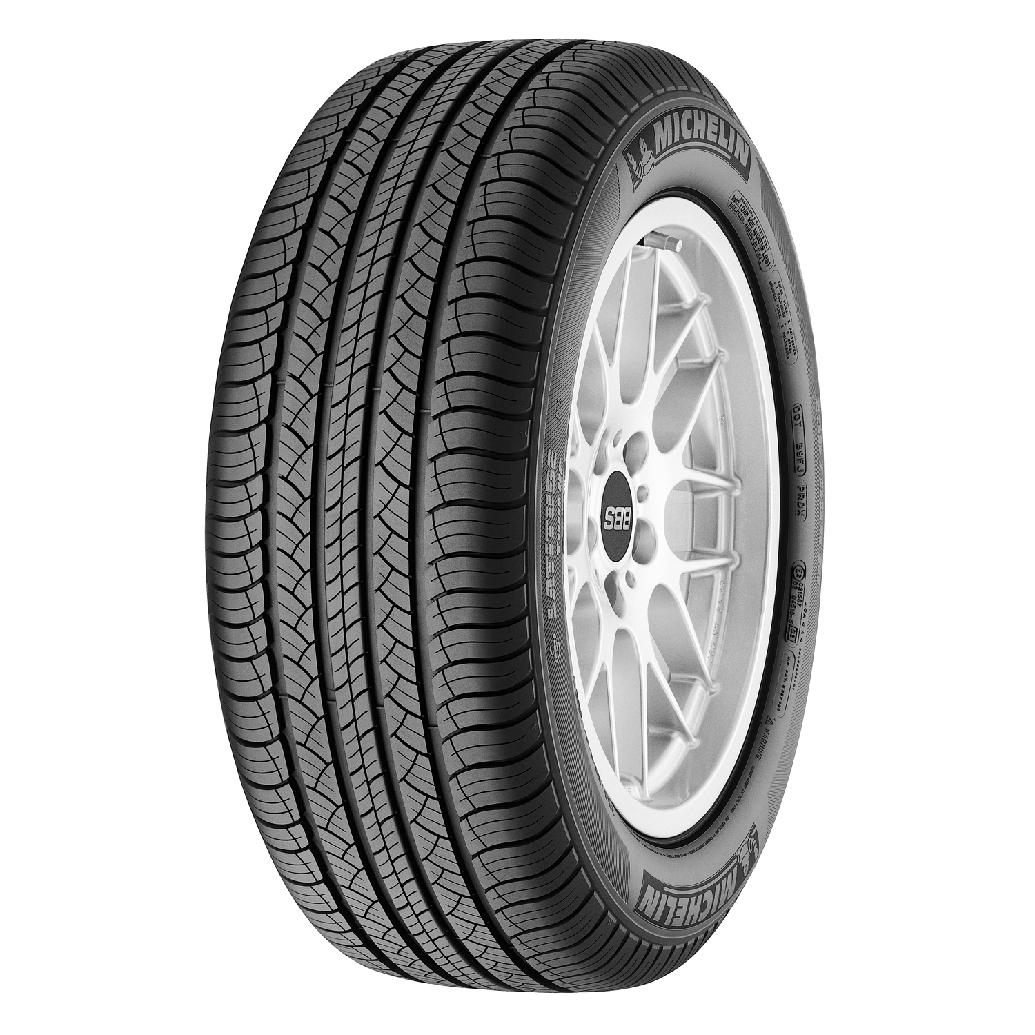 Latitude Tour HP - 285/60R18 115V BW - All Season Tire