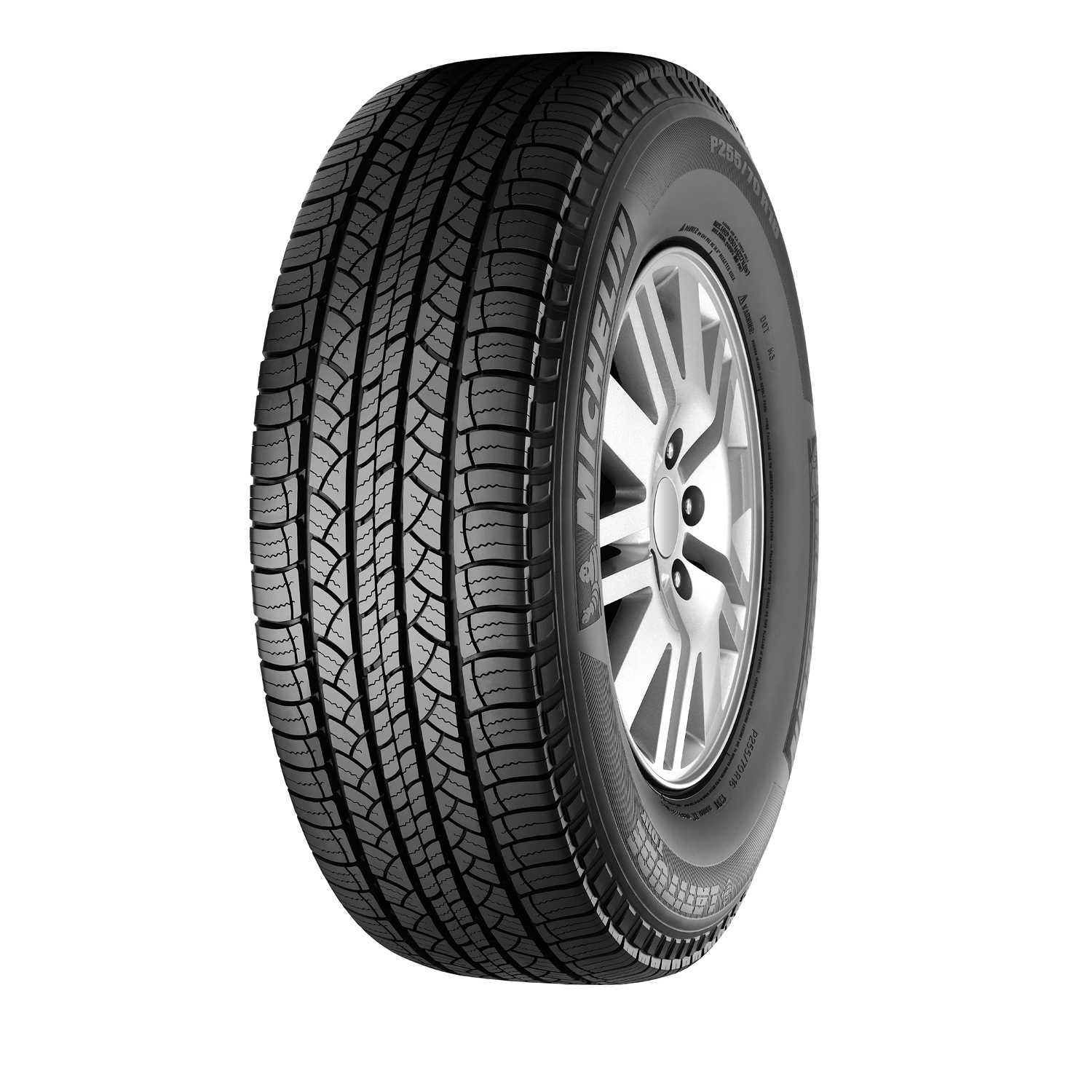 Michelin Latitude Tour - P265/70R17 113T BW - All Season Tire 265-70-17