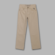 US Polo Assn. Boy's Canvas 5-Pocket Pants at Sears.com