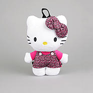 Hello Kitty Girl's Plush Leopard Hello Kitty Backpack at Sears.com