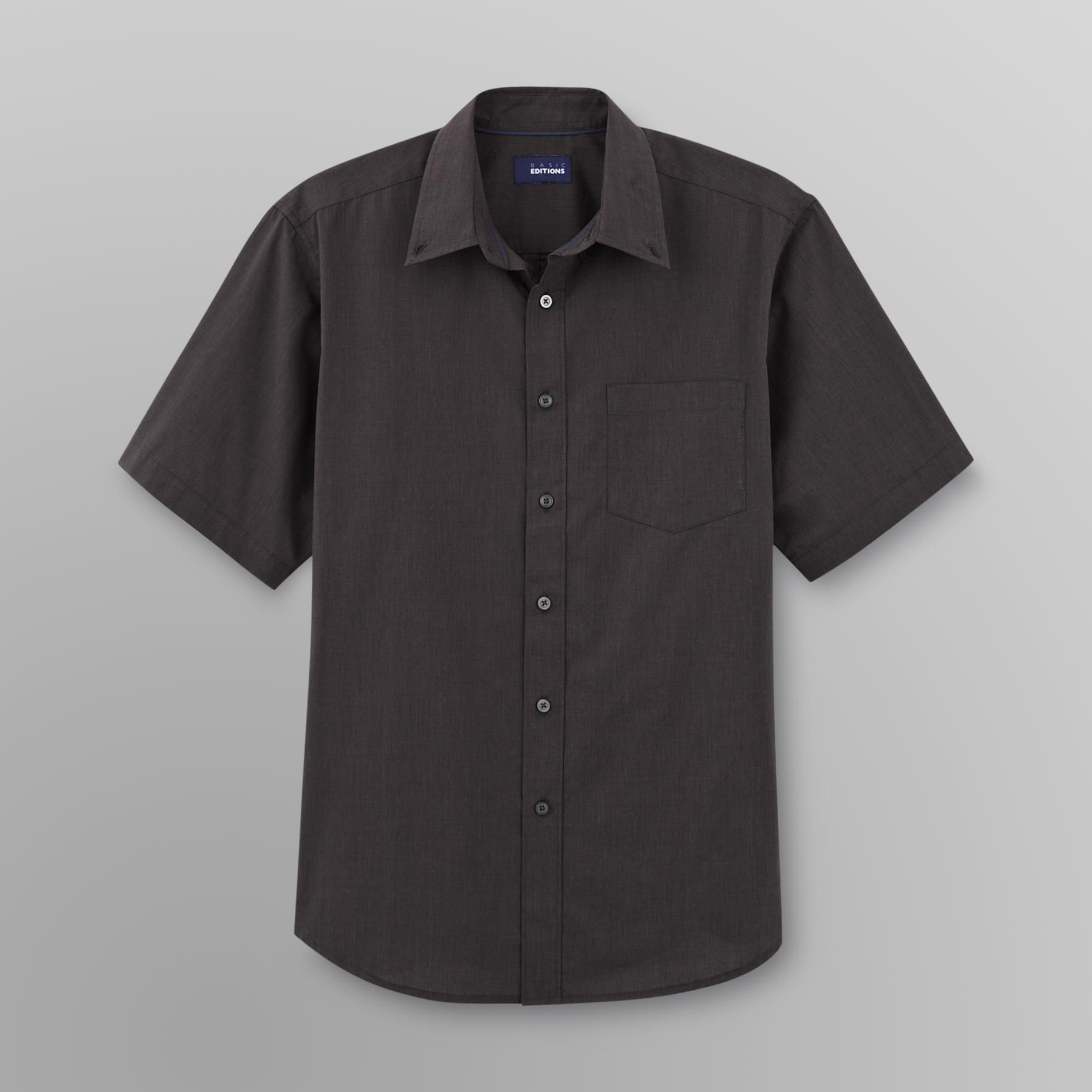 Men's Easy Care Woven Shirt