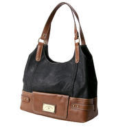 Sag Harbor Women's Double Handle Tech Mate Handbag at Sears.com