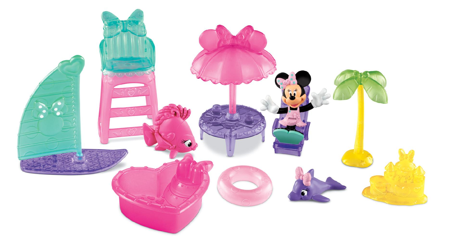 Disney  Minnie's Beach Pack from