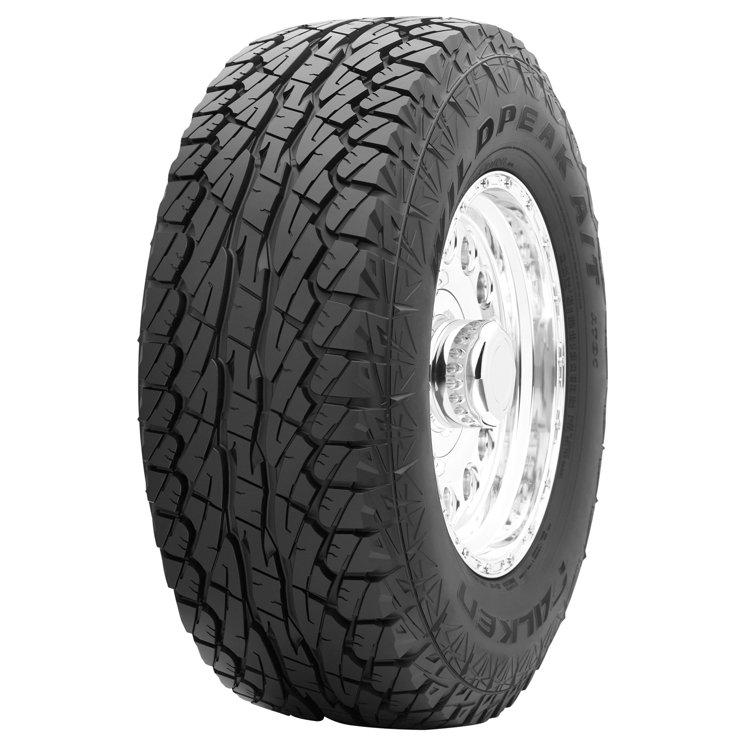 Falken Wildpeak A/T - P265/70R17 113S BW - All Terrain Tire 265-70-17