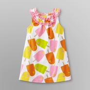 WonderKids Infant & Toddler Girl's Knit Dress - Ice Pops at Kmart.com