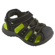 Route 66 Baby Boy Sandal Bronson - Black at Kmart.com