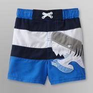 Baby Buns Infant Boy's Swim Shorts - Shark at Sears.com